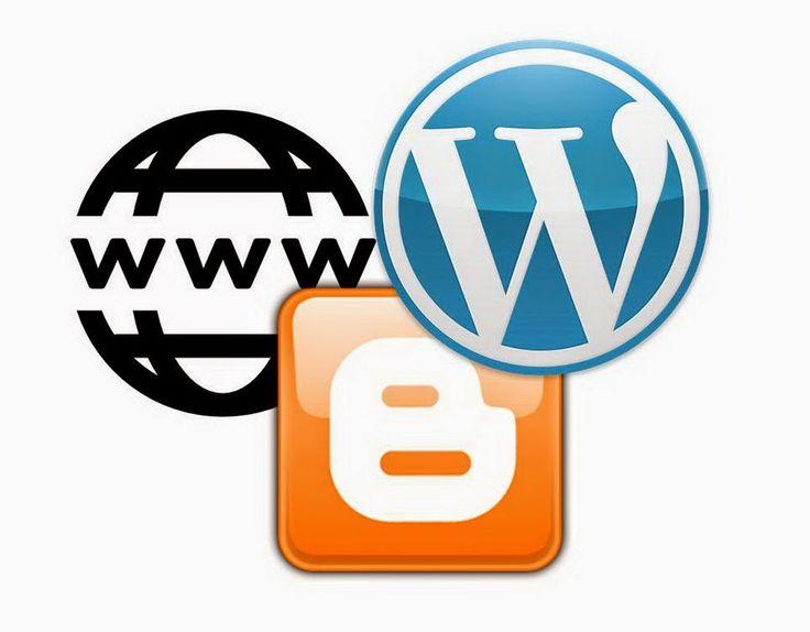 Vai de blog ou site?