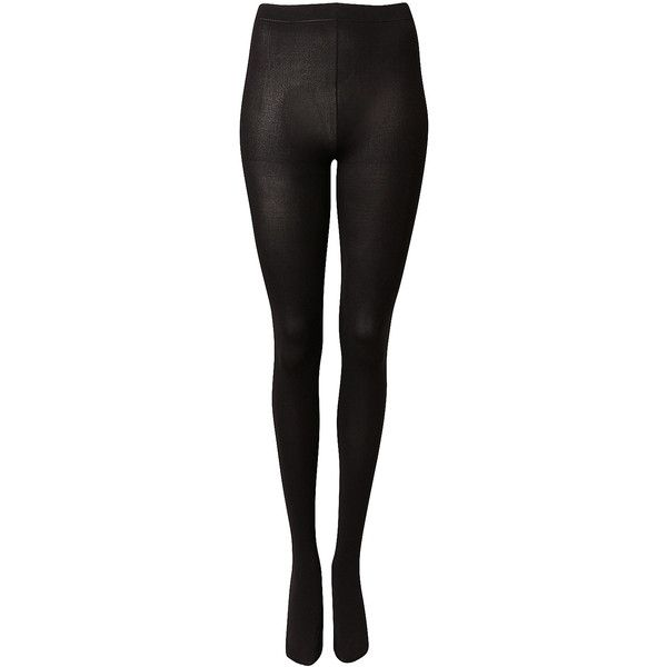 Witchery 90 Denier Opaque Tights ($16) ❤ liked on Polyvore featuring intimates, hosiery, tights, pants, bottoms, leggings, socks, black, opaque stockings and opaque pantyhose