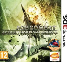 ACE Combat Assault Horizon Legacy Plus 3DS Game Ace Combat Assault Horizon Legacy 3DS is a revamped version of Ace Combat Assault Horizon Legacy released on 3DS but specifically adapted to the New 3DS It combines Ace Combat series strengths with th http://www.comparestoreprices.co.uk/january-2017-6/ace-combat-assault-horizon-legacy-plus-3ds-game.asp