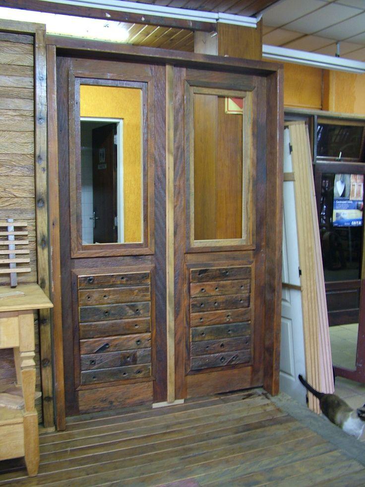 portas madeira demolição - Pesquisa Google