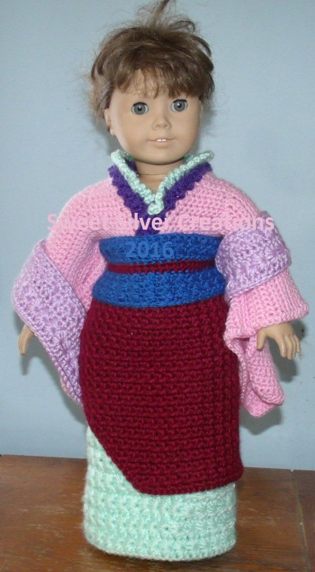 44 best American Girl Patterns images on Pinterest | American girl ...