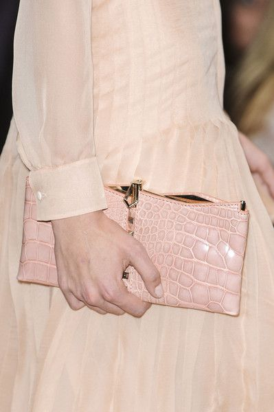 #Valentino Paris Fashion Week Spring 2013 #Evening Clutches #Details