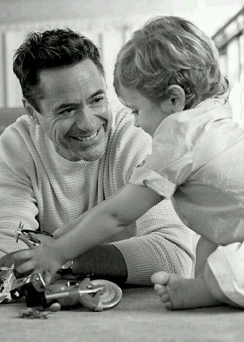 Robert Downey Jr and Exton!!!