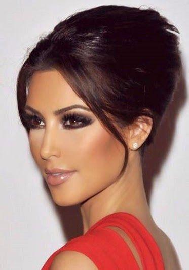 mujer estilo y belleza peinados recogidos de fiesta
