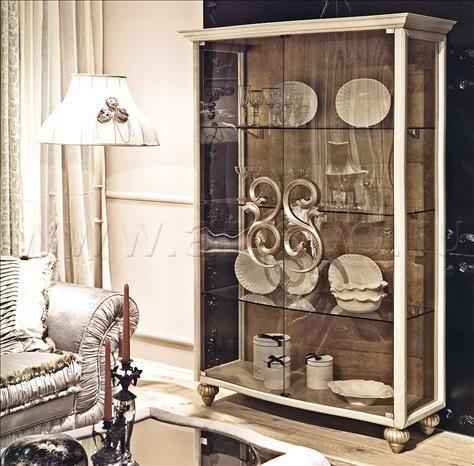 Композиция столовые комнаты GIORNO 01, производитель GIUSTI PORTOS, коллекция IL GIORNO – элитная мебель из Италии в салоне «ARREDO»
