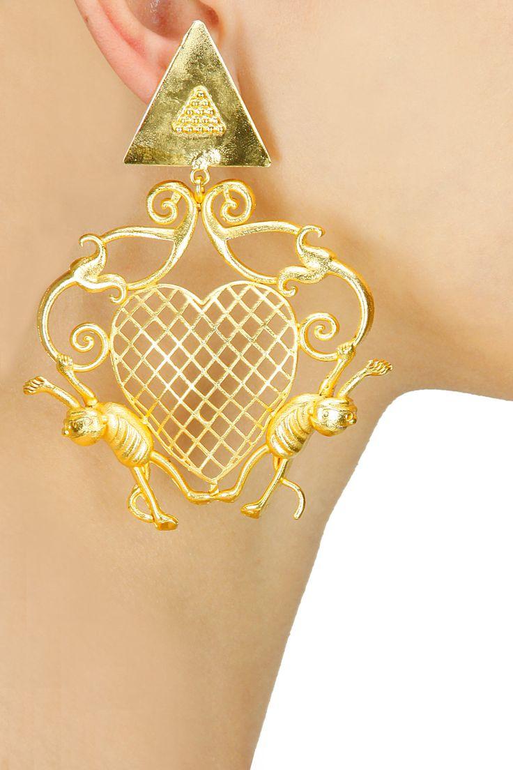 68 best Mrinalini Chandra images on Pinterest Designer jewelry