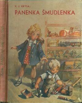 e-antikvariát -- -- Dětské do r. 1950 -- Panenka Šmudlenka