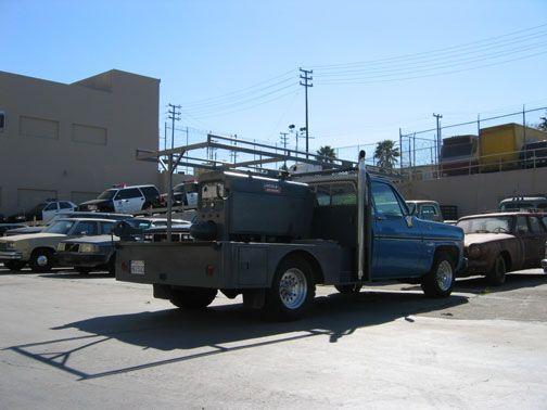 Old Ford Welding Trucks | Welding Trucks
