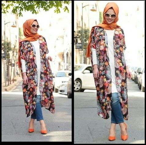 25 Best Ideas About Modest Fashion Hijab On Pinterest