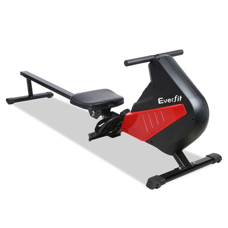 Magnetic Flywheel Rowing Machine with 10 Level Resistance   Buy Rowing Machines