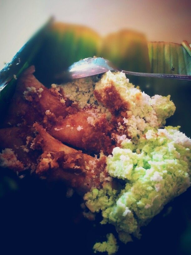 lupis.... traditional food of indonesia