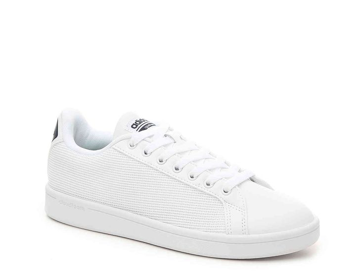 adidas NEO Advantage Clean Mesh Sneaker - Womens