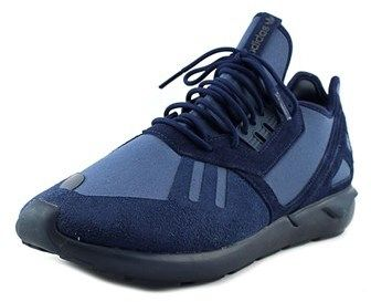 adidas Tubular Runner Men Us 10.5 Blue Running Shoe.