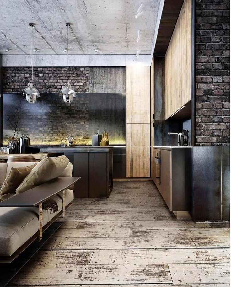 Open kitchen design! We love this concept, what do you think?