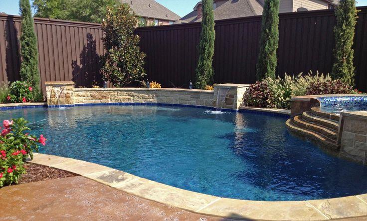 129 Best Pool Raised Bond Beam Images On Pinterest | Pool Designs Swimming Pools And Waterfalls