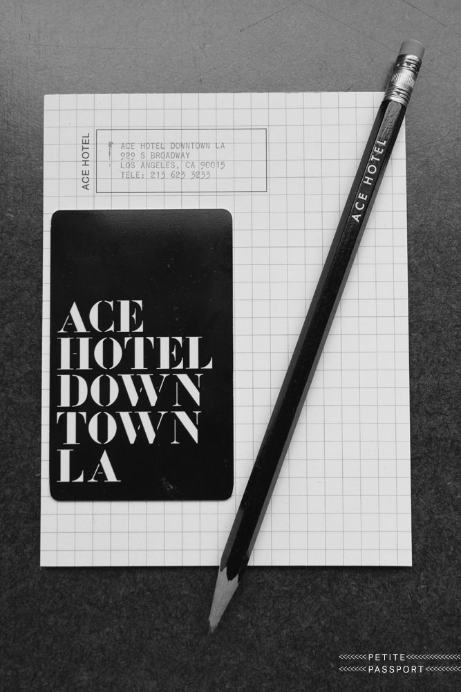 Ace Hotel Downtown LA by Petite Passport                                                                                                                                                      More