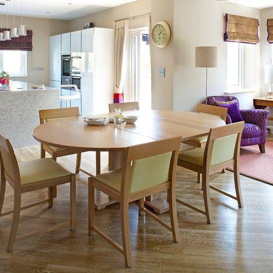 Die besten 25+ Modern open plan kitchens Ideen auf Pinterest - aktuelle trends esszimmer mobel modern