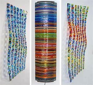Wall Art Designs: best 10 ideas slumped glass wall art ...