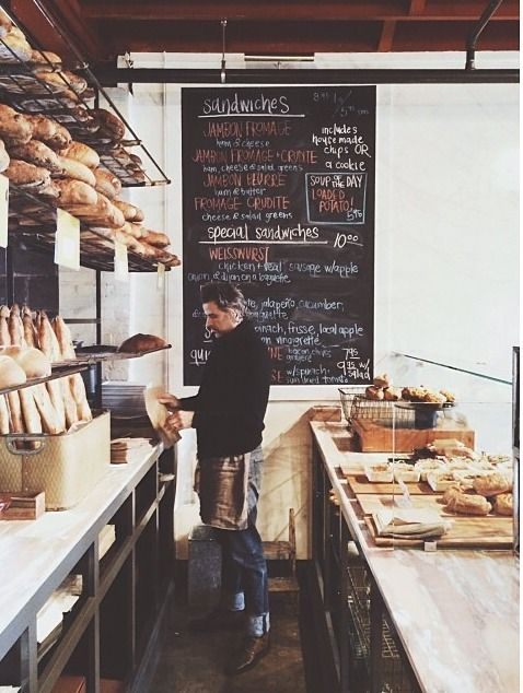 National Boulangerie {via Tiffany Mitchell // Instagram}