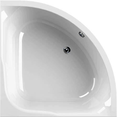 Additional image for Small Corner Acrylic Bath.  1200x1200mm.