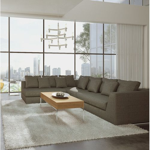 Found it at Wayfair - Giovani Reversible Sectional