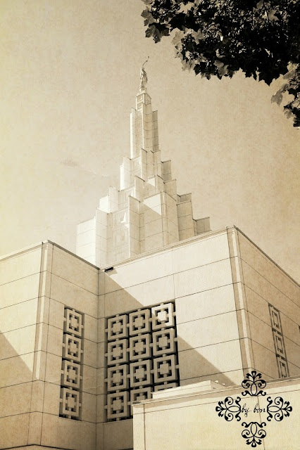LDS IF, ID temple