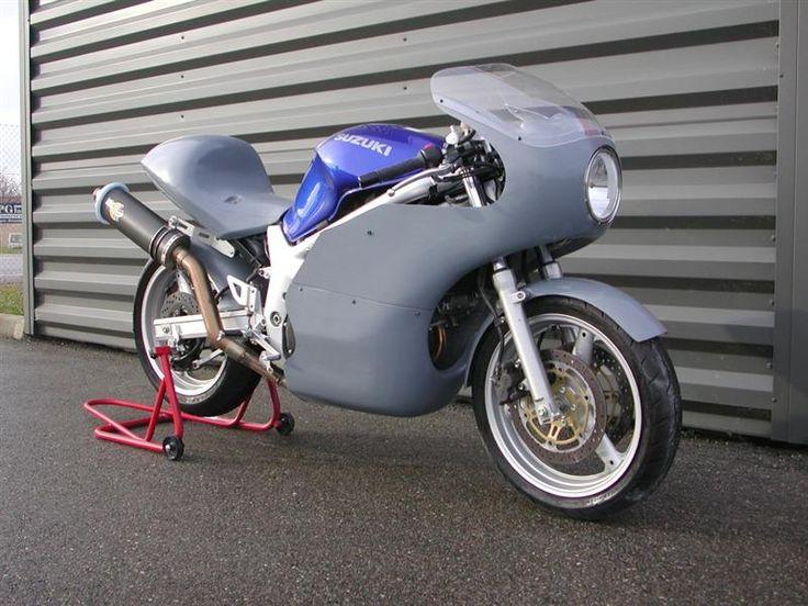 Suzuki Gladius Cafe Racer
