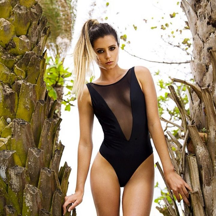 Stop Everything and Meet the Jen Selter of Surfing