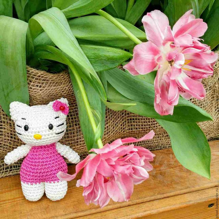 Купить Китти. Хелло Китти.Малыш - розовый, оранжевый, Китти, Хелло Китти, хеллоу китти