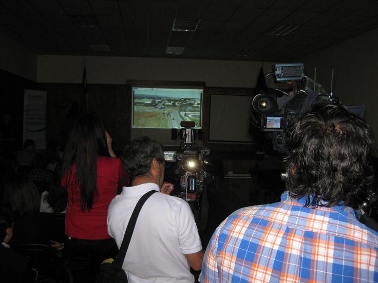 Video IP, Alta Resolución, Presentación Avigilon Sur de Chile