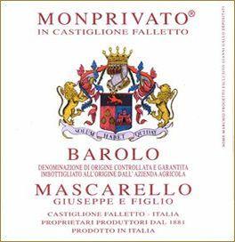 Barolo Monprivato - Mascarello Giuseppe e Figlio