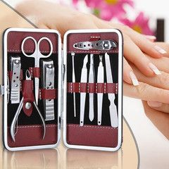$16 for Set of 10pc Manicure Set | DrGrab