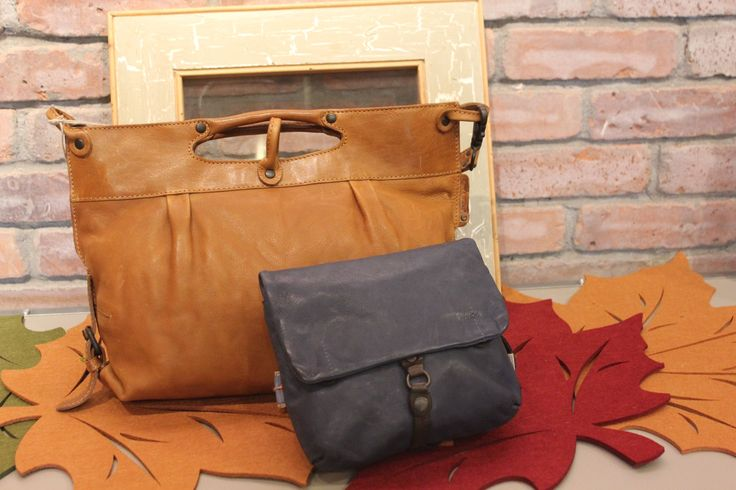 Aunts and Uncles handbags. These bags only get better as time goes on. Amazing leathers!
