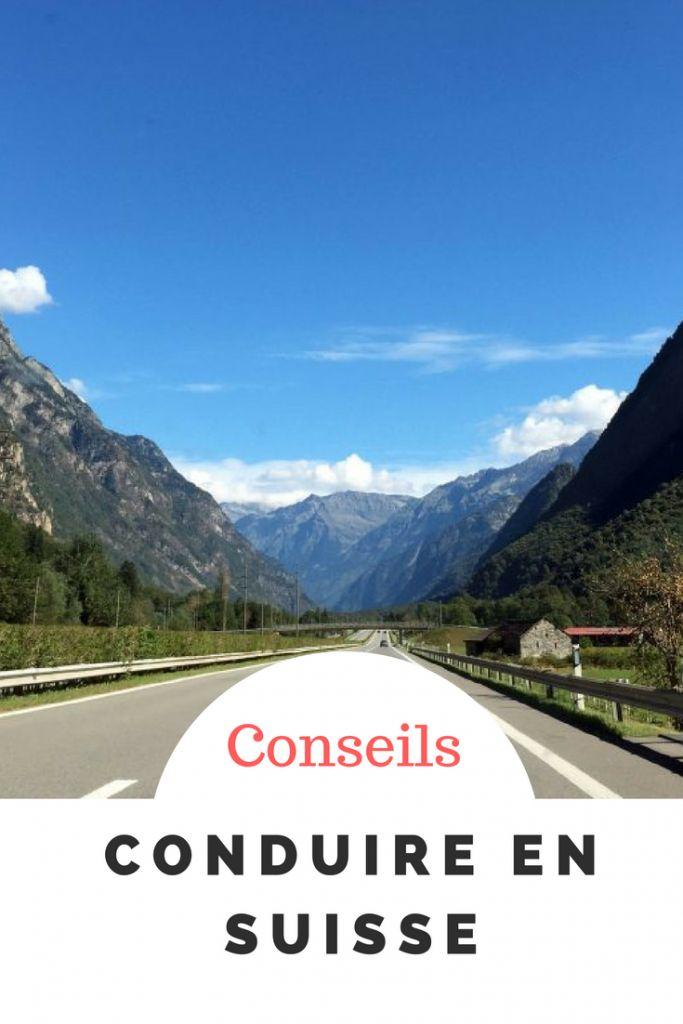 Conduire en Suisse : tous les conseils pratiques
