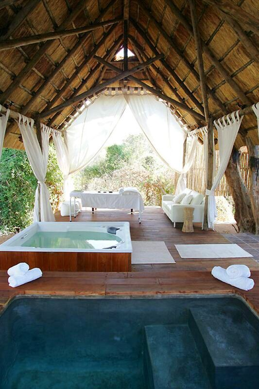Royal Zambezi Lodge ok I know this is not Kenya but I've seen lodges like this one there.