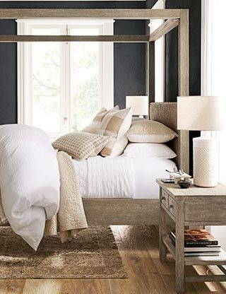 Bedroom: Ideas, Furniture & Decor | Pottery Barn | My favorites in ...