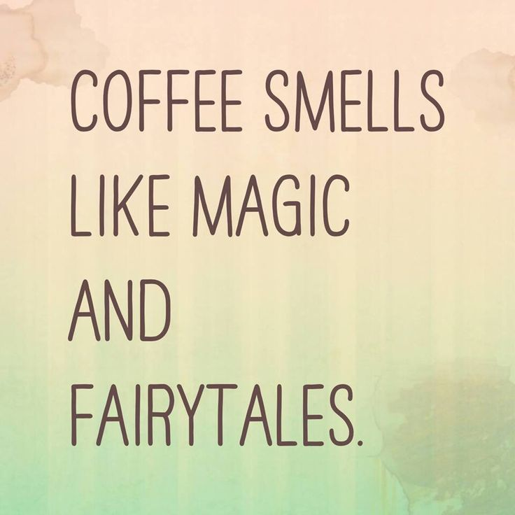 I will take a cup of brew but no more damn fairytales