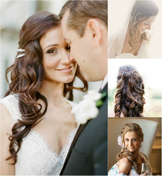 Curly Hair Extensions Can Make You Look Charming Enough In Your Wedding