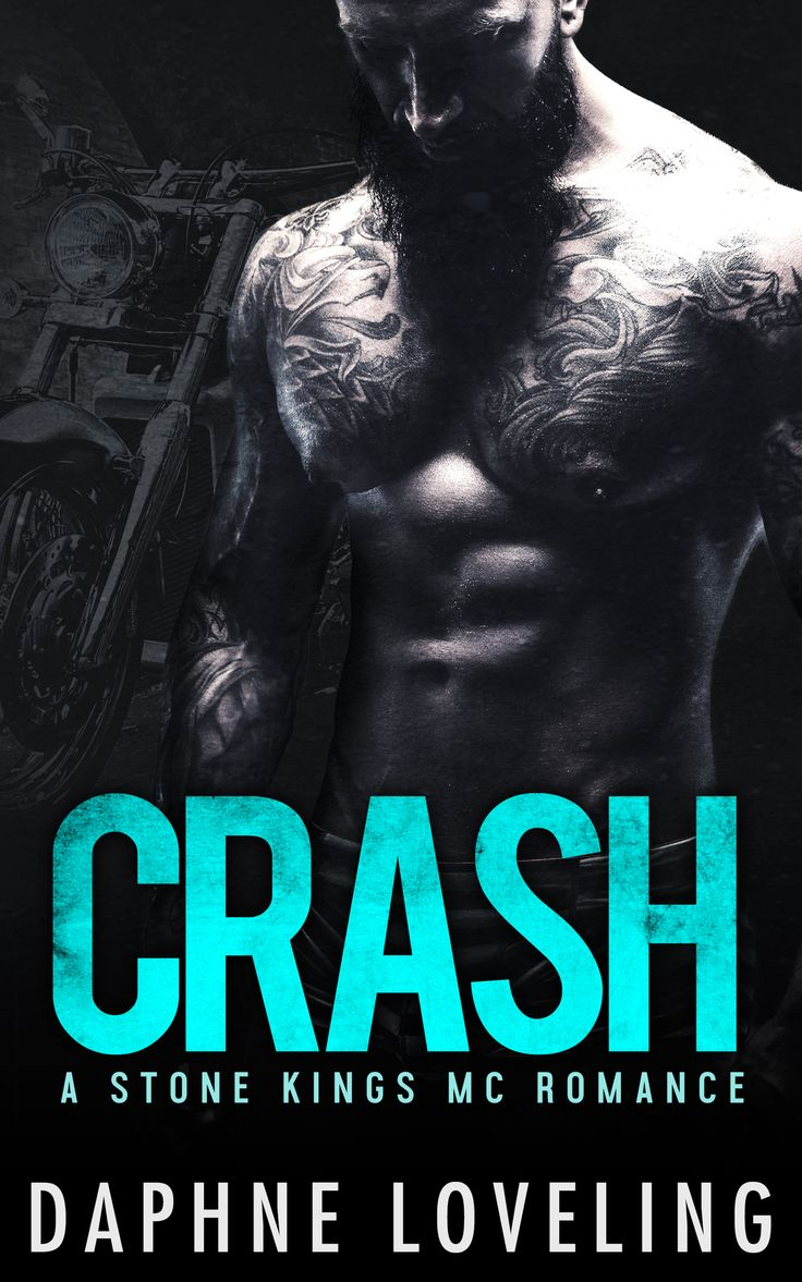 CRASH, Book 2 in the Stone Kings MC Romance series, will be LIVE on August 22!