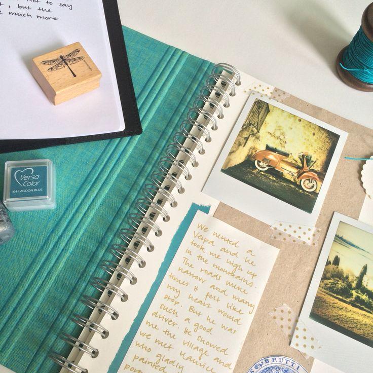 du bist auf der Suche nach dem idealen #scrapbook und alles was es dazu braucht? // Das findest du alles in unseren Boutiquen.