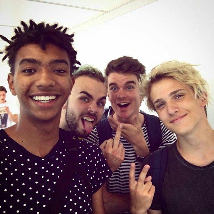Edyn, To je ten náš Matúš, Kovy, Martin #squadgoals Youtubers