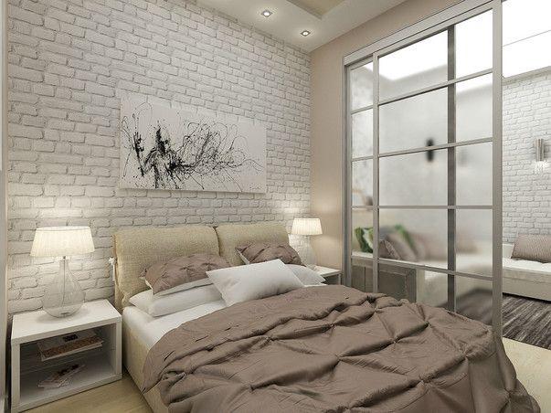 Характер интерьера однокомнатной квартиры во Владивостоке, созданного дизайнером…
