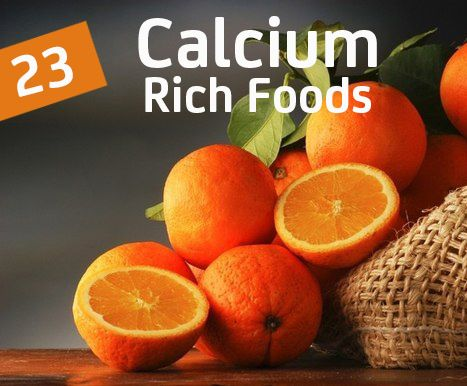 Top 23 Calcium Rich Foods To Include In Your Diet