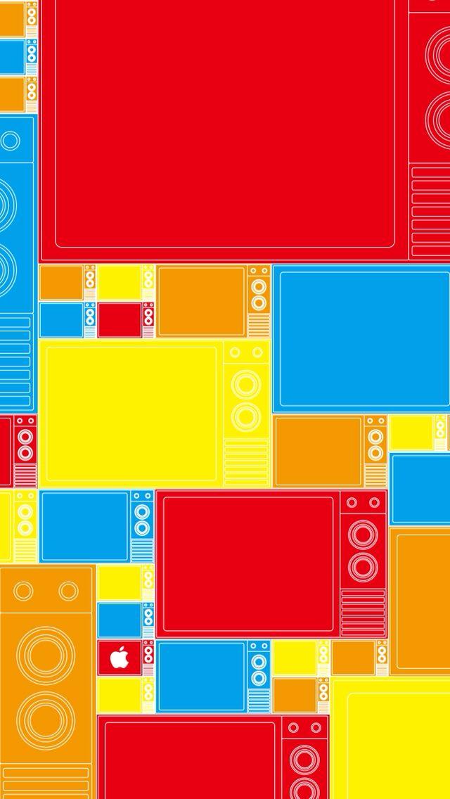 Retro TV C iPhone 5/5s