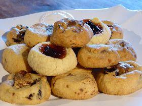 Les p'tits plats du Manoir: Cookies à la confiture