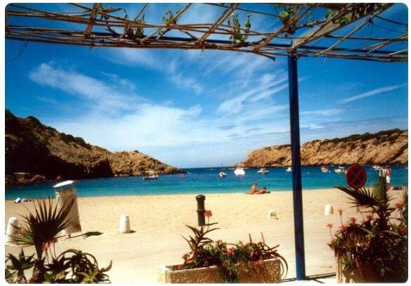 Cala Vadella #ibizaplayas #Eivissa