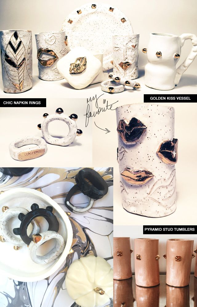 Made By Girl: LUX/EROS CERAMICS