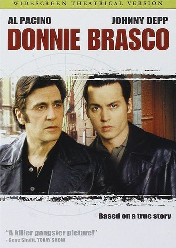 Donnie Brasco [DVD] [1997]
