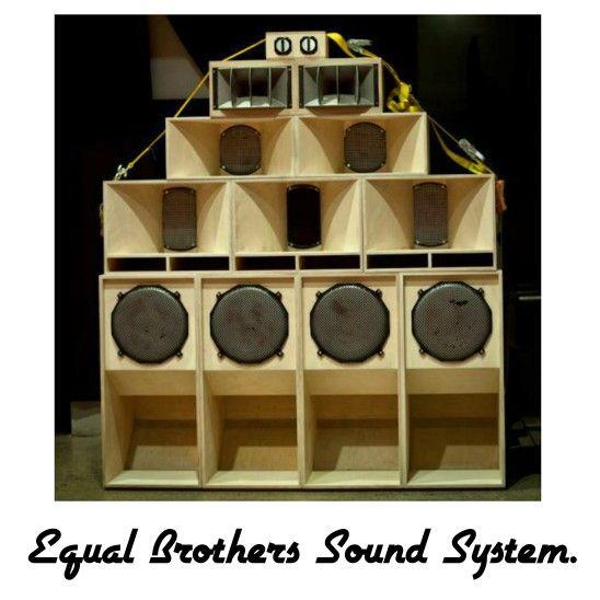 Equal Brothers, Sound system.   Diy lautsprecher, Box ...