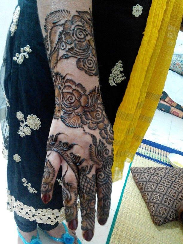 Sultanasami mehndi designs